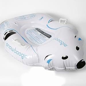 Snow Boogie Arctic Polar Bear Inflatable Sledge