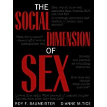 The Social Dimension of Sex