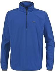 Trespass Tikker - Sudadera para hombre, color azul eléctrico, talla XS