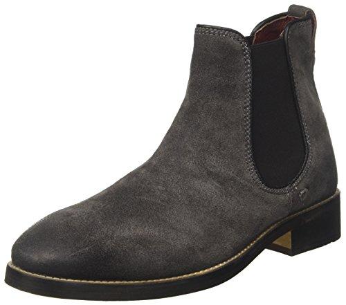 Guess Herren Fmjar3sue10 Chelsea Boots Grau (Grigio) 44 EU