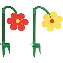 Rasensprenger Crazy Sprinkler Regner tanzende Blume Bewässern Kiddis WASSERSPASS