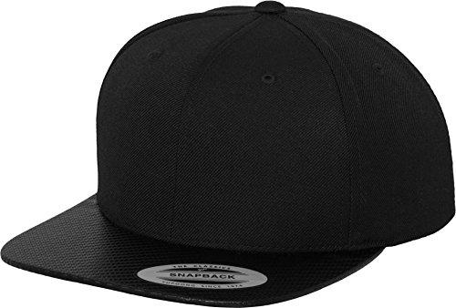 Design Carbon Trend Snapback schwarz Schirm Kappe Schirmmütze Hut Basecap  Snapbackcap Cap Baseball Rap Hip Hop. Bei Amazon ... 45fb3b4e20