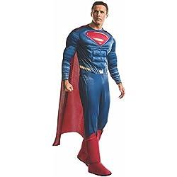 Rubies s–Superman Disfraz unisex-child, multicolor, XL, it810925