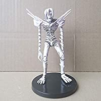 Radiancy Inc Toy Statues Skeleton Toy Model Death Note Doll Toy Doll Model Cartoon Anime Toy Ornaments Model (Color : White)