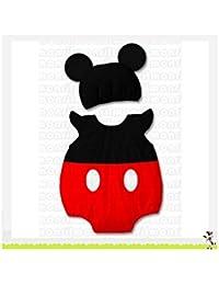 Déguisements divers 0 à 2 ans, Minnie, Mickey, Minion... (A) 18/24 mois