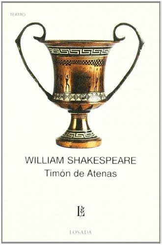 Timon De Atenas -681- (Biblioteca Clasica Y Contemporanea)