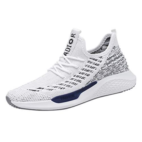 Scarpe Sportive Scarpe da Corsa da Uomo Sneakers da Donna Scarpe Casual Sneakers Traspiranti Moda Scarpe da Corsa da Corsa Scarpe Traspiranti Alte