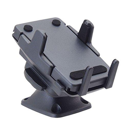 KRS - HKAP4 - Smart Gripper Quickfix KFZ Auto Halter Halterung Mount zum Schrauben Universal für Handys von 45 mm - 70 mm zB.