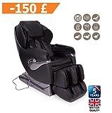 Samsara Massage Chair - Black (New Model 2019) - Professional Relax Armchair 2D