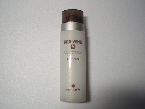 Korean Cosmetics Charmzone Vin Rouge V Skin Toner 130 ml