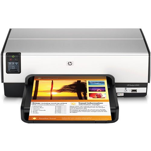 HP Deskjet 6940 Color Printer (C...
