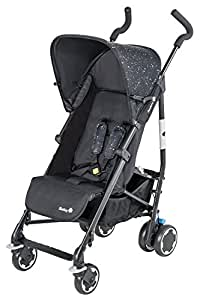 Safety 1st Compa'City Poussette Canne Multipositions Splatter Black - collection 2017