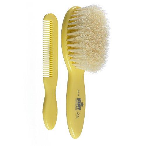 Kent Brushes Set De Cepillo Y Peine Para Bebé