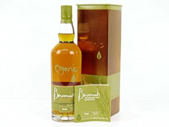 Benromach Organic Speyside Single Malt 43% 0,7L