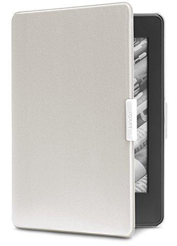 Amazon-Schutzhülle für Kindle Paperwhite, Weiß/Grau - geeignet für alle Kindle Paperwhite-Generationen