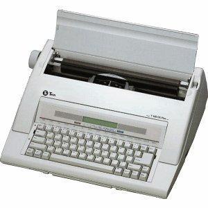 Twen Schreibmaschine elektrisch TWEN T 180 DS Plus