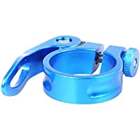 One23 31.8mm Alloy Seat Clamp Blue