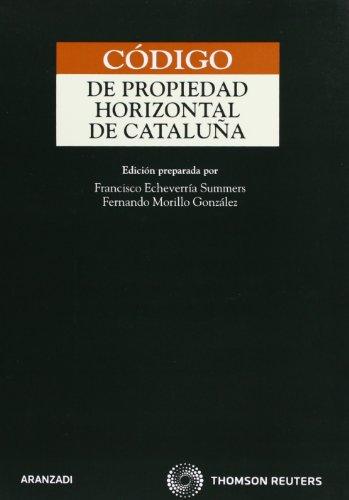 Código de Propiedad Horizontal de Cataluña (Código Profesional)