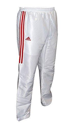 Adidas Trainingshose, Jogginghose, Marineblau, Schwarz, Rot, Weiß, Kampfsport, weiß, L