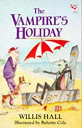 The Vampire's Holiday (Red Fox middle fiction)