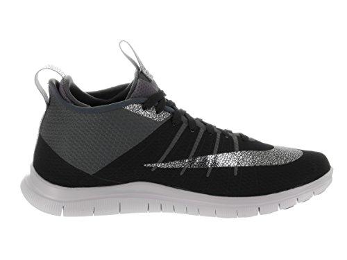 Nike  805890-002, espadrilles de basket-ball homme Schwarz