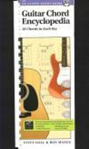 Image of By Morton Manus - Guitar Chord Dictionary: Handy Guide (Alfred Handy Guides)