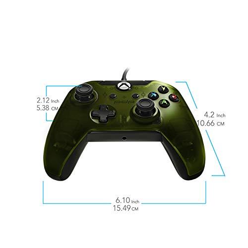Pdp -  Mando Licenciado Nueva,  Color Verde (Xbox One)