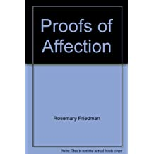 Proofs of affection