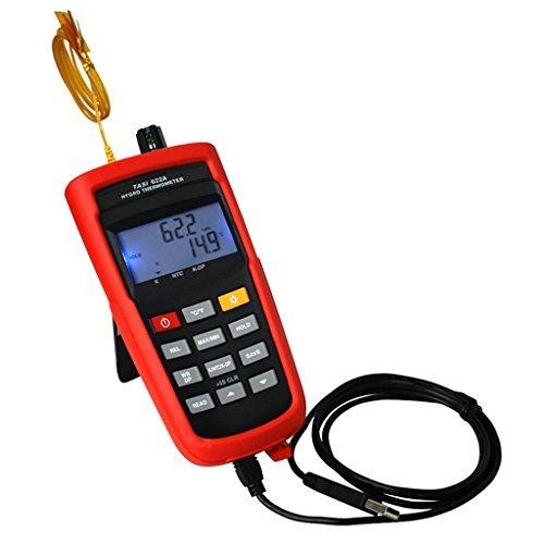 TASI Hygromètre Thermomètre Type K - 50°C / + 1000°C
