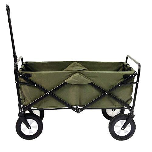 Unbekannt MAC Sports zusammenklappbar Outdoor Utility Wagon grün (Wagon Sport Utility)
