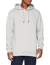Tommy Jeans Herren Contemporary Hoodie Langarm  Langarmshirt