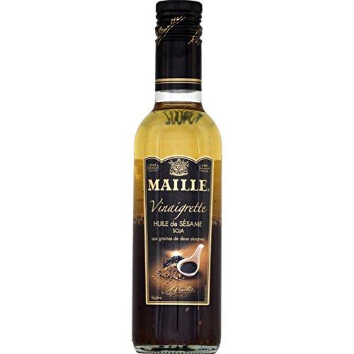 Vinaigrette huile de sésame et soja - ( Prix Unitaire ) - Envoi Rapide Et Soignée