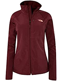 d859c325c5fa The North Face 2016 Apex Bionic Full Zip Soft Shell Jacket - Women s Deep  Garnet Red