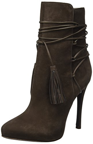 Schutz Back Laced UP, Stivaletti Donna, Braun (HOT Coffee), 37|#Women