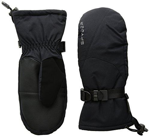Spyder Damen Traverse Gore-Tex Ski Handschuh, damen, schwarz/silber