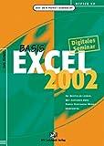 Excel 2002 Basis, 1 CD-ROM An Beispielen lernen, mit Aufgaben üben, durch Testfragen Wissen überprüfen