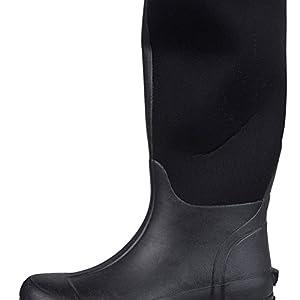 Mountain Warehouse Neoprene Mucker Freizeitgummistiefel für Herren - Wasserfeste Regenstiefel, Gummistiefel, strapazierfähige Schuhe - Zum Spazierengehen, Reisen