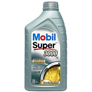 Mobil 1 050301 Super 3000 5W-40, 1 L pas cher