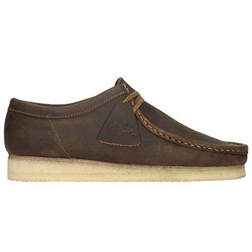 clarks-originals-wallabee-mens-suede-casual-shoes-dark-brown-41-eu