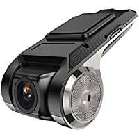 Cebbay Cámara de Coche WiFi X28 Dash CAM 1080P grabadora FHD Soporte de Tarjeta TF Función