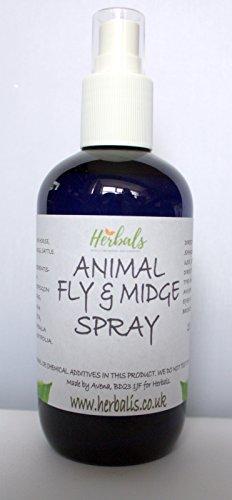 Artikelbild: Pet Fliegen Insekten Abschreckung Mücken skalenstrichen Natürliche Inhaltsstoffe Parabene frei
