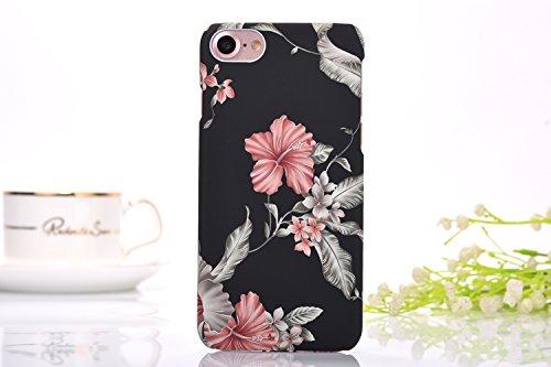 iphone7 Plus Schutzhülle Smartphone Case einzigartige Design Back Cover Tasche (Blumen 2)