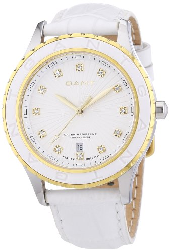 GANT Women's Quartz Watch W70532 with Leather Strap