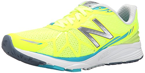 New Balance Women's Vazee Pace Running Shoe Yellow/Blue