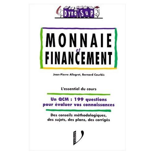 Monnaie et financement