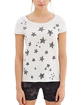 ESPRIT 047ee1k070, Camiseta para Mujer