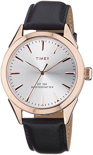 41ARVPp7vhL - Timex TW000Y900 Fashion Silver Mens watch