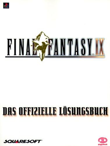 Final Fantasy IX (Lösungsbuch)