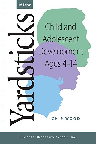Yardsticks: Child and Adolescent Development