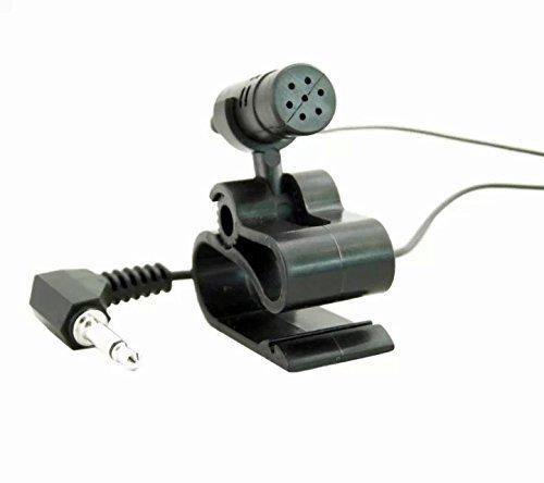 Goliton® Voiture DVD nvigtion Bluetooth Microphone Générale pour Pioneer cpm1084 cpm1083 – Noir